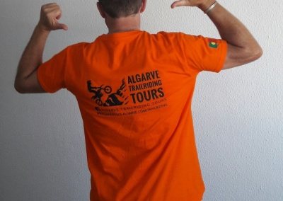Algarve Trailriding Tours T-shirt