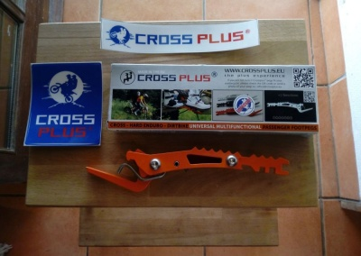 Crossplus Footpegs