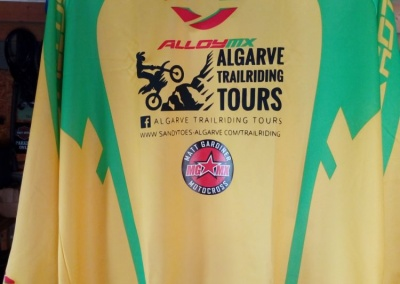Algarve Trailriding Tours Jersey