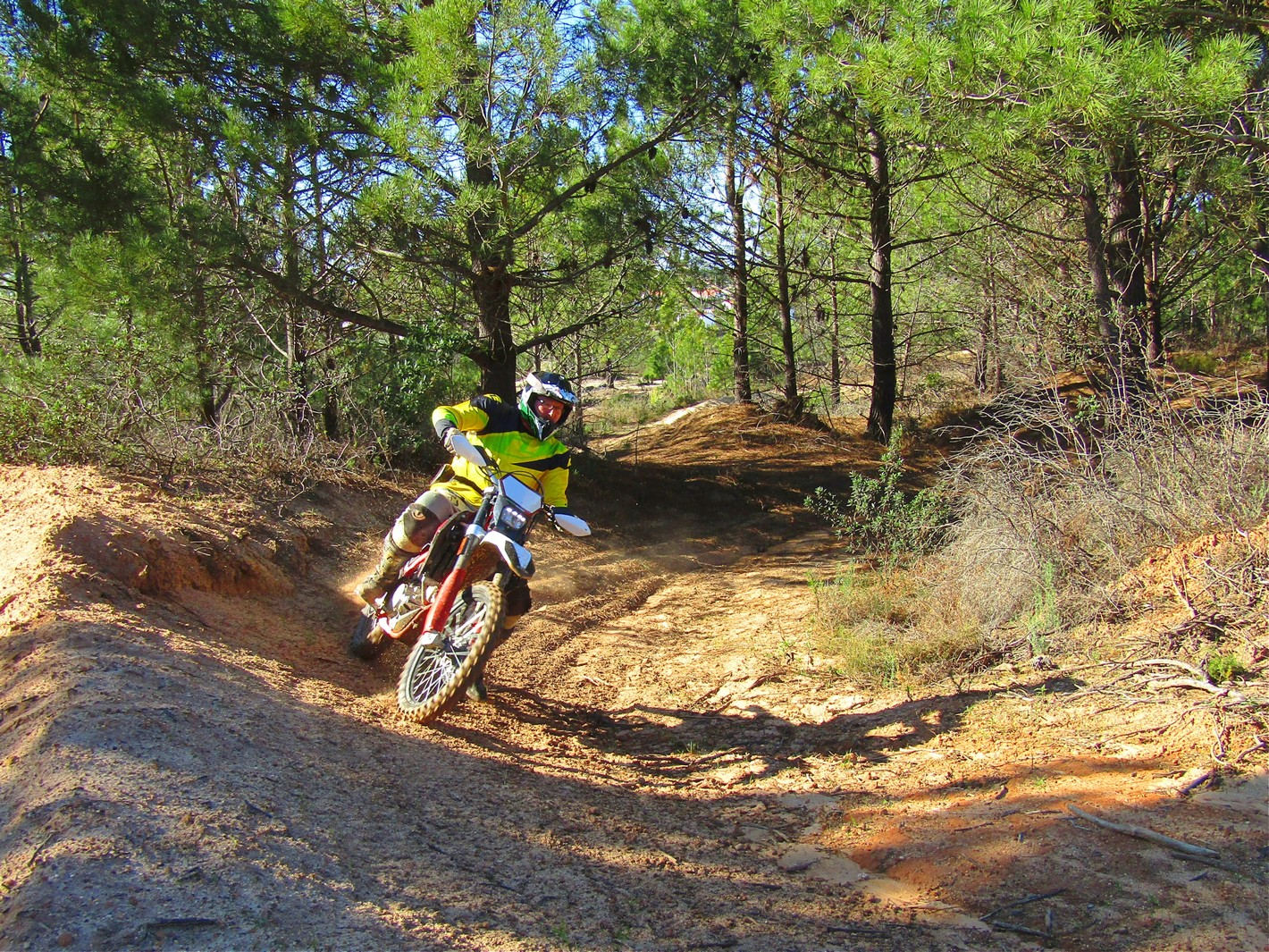 enduro dirtbike tours